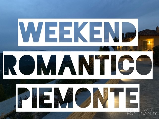 Weekend Romantico Piemonte | Langhe | MTB Langhe e Roero GPX